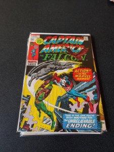 Captain America #142 (1971)