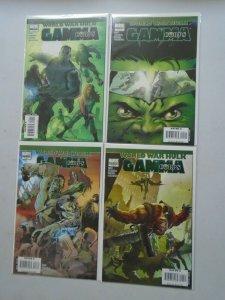 World War Hulk Gamma Corps set