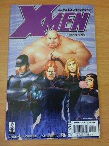 The Uncanny X-Men #403 ~ NEAR MINT NM ~ 2002 Marvel Comics