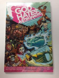 God Hates Astronauts Vol 1 Near Mint Tpb Ryan Browne