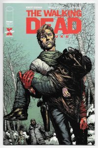 Walking Dead Deluxe #10 Cvr A Finch (Image, 2021) NM