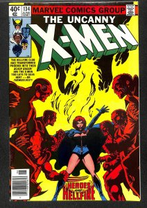 X-Men #134 FN 6.0 1st Dark Phoenix! Marvel Comics
