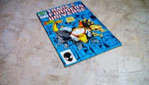 Transformers Universe #3 1987 VG - FN Published in February 1987