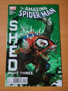 Amazing Spider-Man #632 ~ NEAR MINT NM ~ 2010 Marvel Comics