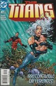 DC THE TITANS (1999 Series) #47 VF