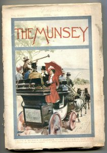 The Munsey Pulp April 1900- Miss Davergoil's Falsehood G-