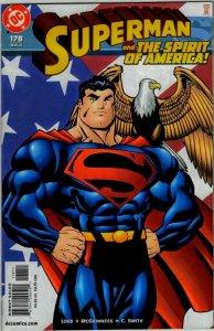 Superman #178 (VF/NM) No Resv! 1¢ Auction!
