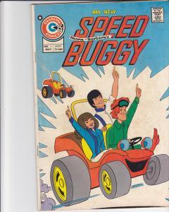 Speedy Buggy #1