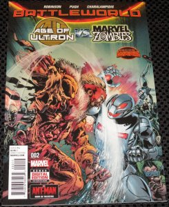 Age of Ultron vs. Marvel Zombies #2 (2015)