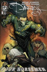 Darkness, The: The Four Horsemen #3A VF/NM; Top Cow | save on shipping - details