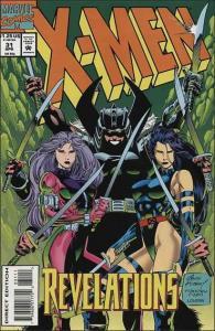 Marvel X-MEN (1991 Series) #31 NM
