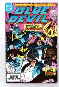 Blue Devil #4 (1984)