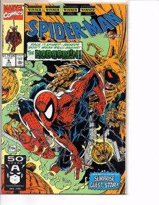 Marvel Comics Spider-Man #6 Todd McFarlane Story & Art Ghost Rider Hobgoblin