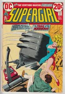 Supergirl #1 (Nov-72) VF+ High-Grade Super Girl (Linda Danvers)