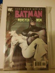 Dark Moon Rising - Batman & the Monster Men #5 (2006)