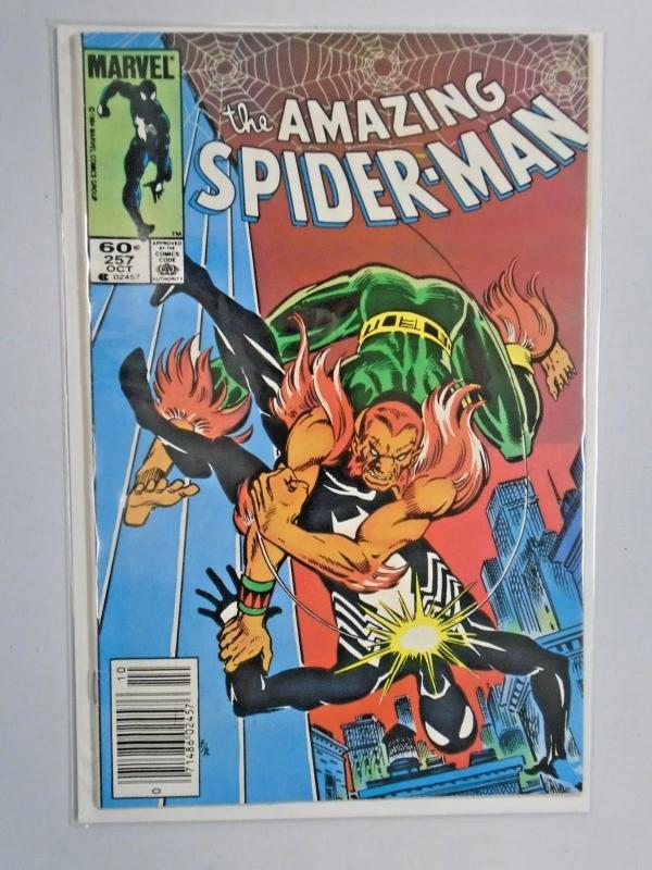 Amazing Spider-Man (1st Series) #257, Newsstand Edition 5.0 (1984)
