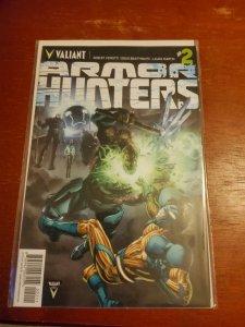 Armor Hunters #2 (2014)