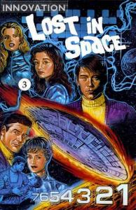 Lost in Space (Innovation) #3 VF/NM; Innovation   save on shipping - details ins
