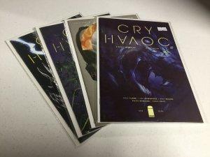 Cry Havoc 1 2 3 4 Nm Near Mint Image Comics