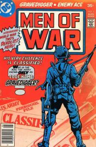 Men of War #1 FN; DC | save on shipping - details inside