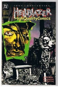 HELLBLAZER 44, NM, John Constantine, Vertigo, Garth Ennis, 1988, more in store