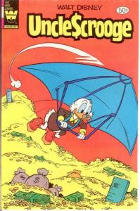 UNCLE SCROOGE 192 VF 1981 COMICS BOOK