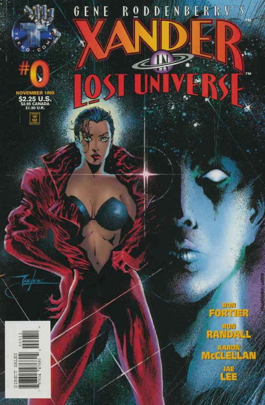 Xander in Lost Universe (Gene Roddenberry's…) #0 VF/NM; Tekno | save on shipping