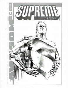 12 Comics Supreme 1 2 3 4 5 6 53 54 55 Judgement Day1 Tom Strong 36 Ultra 1 GK49