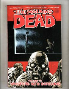 The Walking Dead Vol. # 23 Image Comics TPB Graphic Novel Comic Book 1st Pr J346