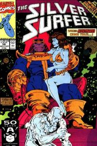 Silver Surfer (1987 series) #56, NM (Stock photo)