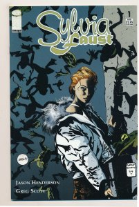 Sylvia Faust (2004 Image) #1-2 NM Complete series