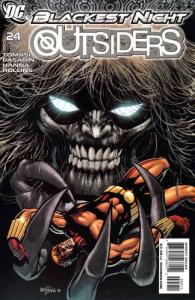 Outsiders, The (4th Series) #24 FN; DC | save on shipping - details inside