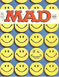 Mad (1952 series) #150, VG- (Stock photo)