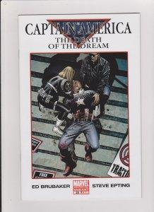 CAPTAIN AMERICA #25  VF/NM 2007 MARVEL COMICS DEATH OF CAPTAIN AMERICA