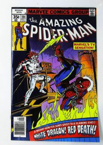 Amazing Spider-Man (1963 series) #184, NM- (Actual scan)