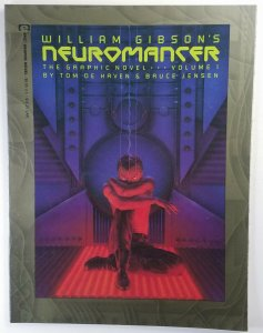 William Gibson's Neuromancer The Graphic Novel Volume 1 Tom Dehaven Bruce Jensen