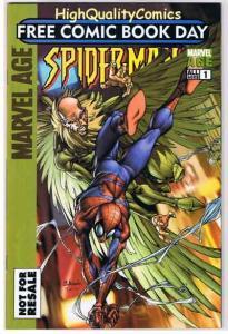 MARVEL AGE - SPIDER-MAN #1, NM+, Ditko, Lee, FCBD, 2004