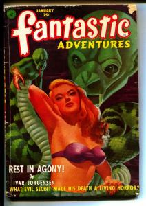 Fantastic Adventures-Pulps-1/1952-Ivar Jorgensen-Burt B. Liston