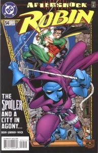 Robin (1993 series) #54, NM (Stock photo)