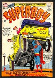 Superboy #126 (1966)