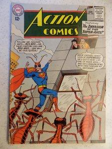 ACTION COMICS # 296 DC SUPERMAN ADVENTURE SUPERGIRL