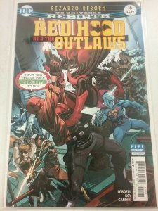 Red Hood and the Outlaws #15 DC Comics NW26