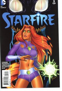 Starfire 3  Amanda Connor Cover   9.0 (our highest grade)