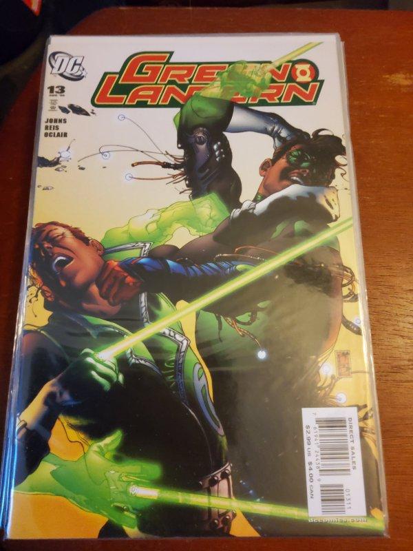 Green Lantern #13 (2006)
