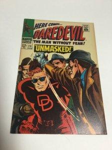 Daredevil 29 Vf+ Very Fine+ 8.5 Marvel Comics Silver Age