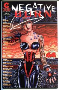 NEGATIVE BURN #30, NM, Budd Root, Cavewoman, Frankenstein, more CW in store