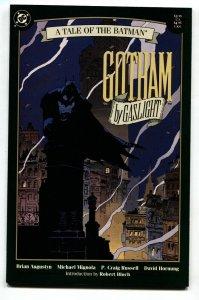 Gotham by Gaslight #1 1989-comic book-Batman-First issue