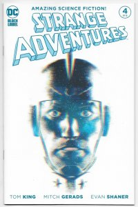 Strange Adventures #4 Variant Cvr | Adam Strange (DC, 2020) NM