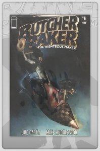Butcher Baker The Righteous Maker #6 (2011) NM