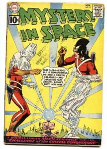 Mystery In Space #71-Adam Strange DC Silver Age